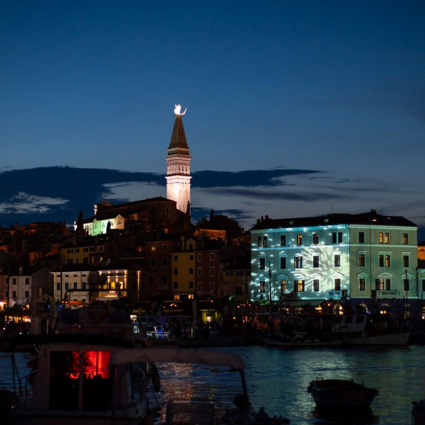 For the first time in history, Rovinj recorded 4,000,000 overnight stays