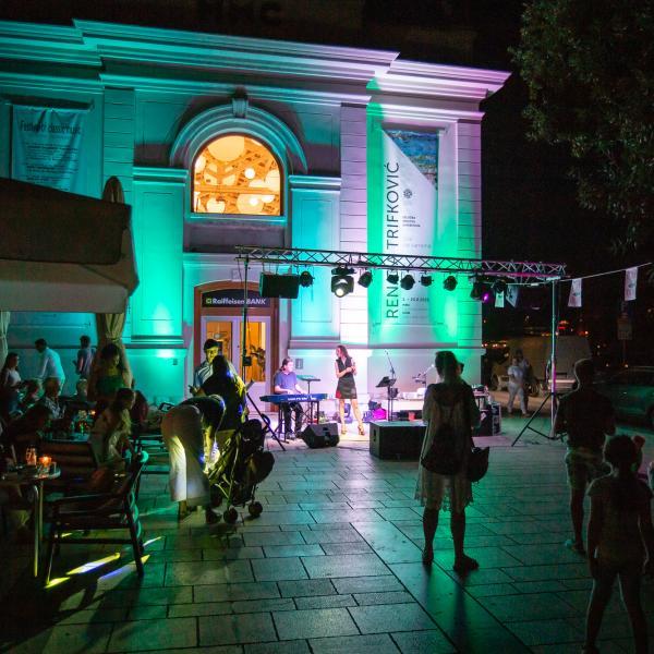 Music (All) Summer Festival Rovinj starts