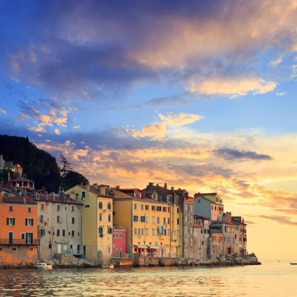 Rovinj boekte in de eerste 6 maanden de meeste overnachtingen in Kroatië
