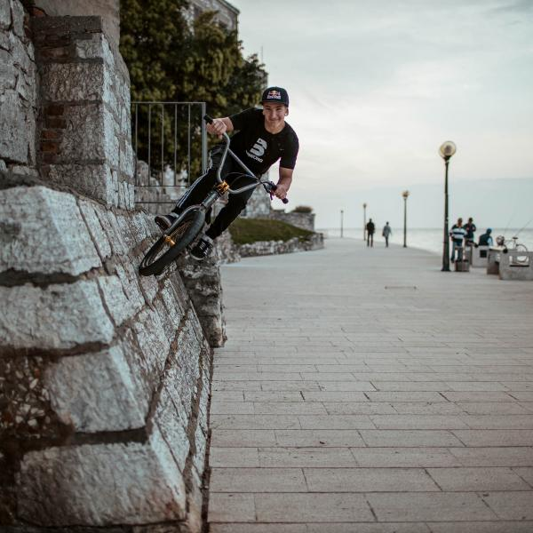 Red Bull Rovinj BMX Ride