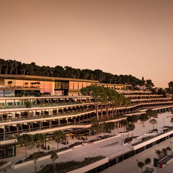 Grand Park Hotel Rovinj has become part of an exclusive luxury travel network