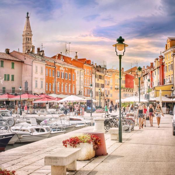 Rovinj Is One of the 13 Best Destinations for a European Summer Holiday
