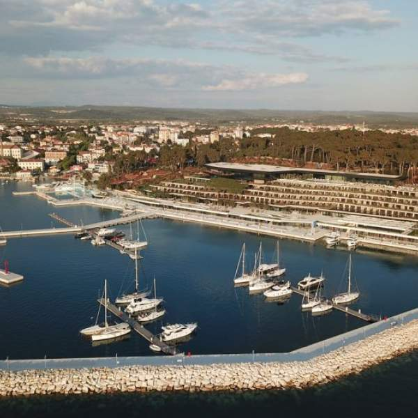 New ACI Marina opens in Rovinj