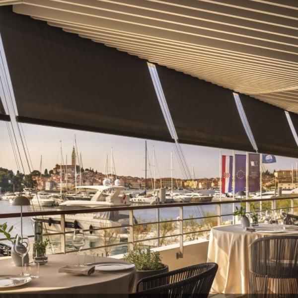 Nog een restaurant in Rovinj onderscheiden met een prestigieuze Michelin-ster