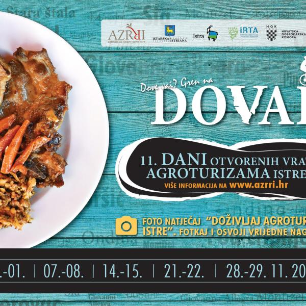 2020 Istrian Agrotourism Open Days