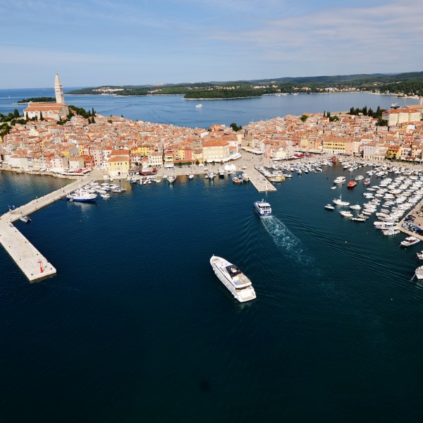 Rovinj first in Croatia to reach 3 million overnights, five days earlier than last year