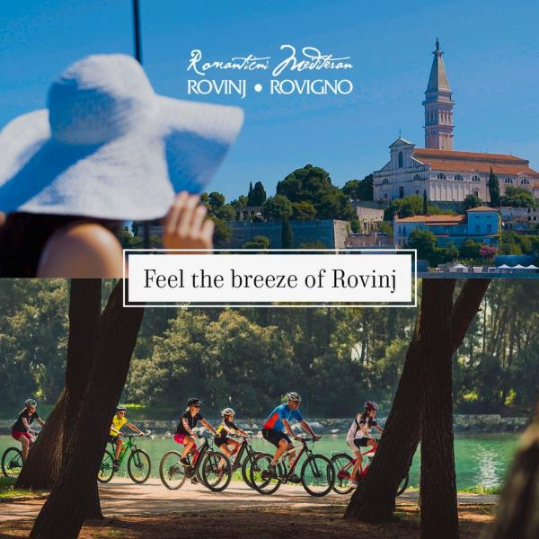 Feel the breeze of Rovinj – georganiseerde stadstours