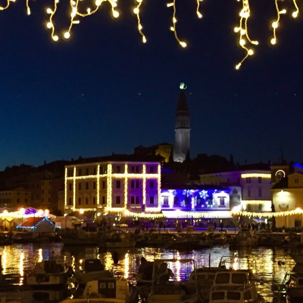 È iniziata la Magia del Natale a Rovigno