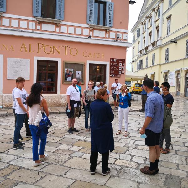 7th Organized sightseeing tours – Feel the breeze of Rovinj
