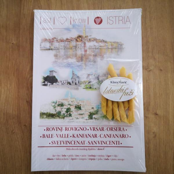 """Wir präsentieren die erste Ausgabe des Gourmet-Magazins """"Eat, love, know Istria"""