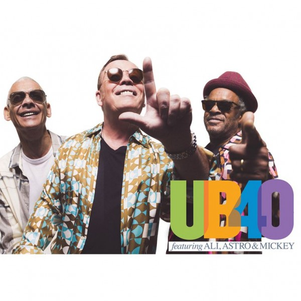 UB40 featuring Ali, Astro & Mickey the main guests of the Rovinj night
