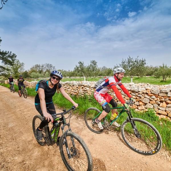 The 5th Weekend Bike & Gourmet Tour held in Rovinj