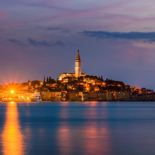 One Million Overnight Stays in Rovinj