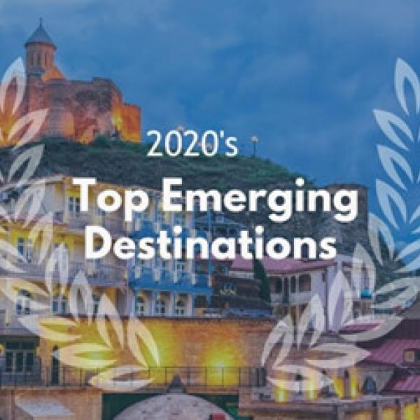 Rovinj among the 30 best emerging destinations